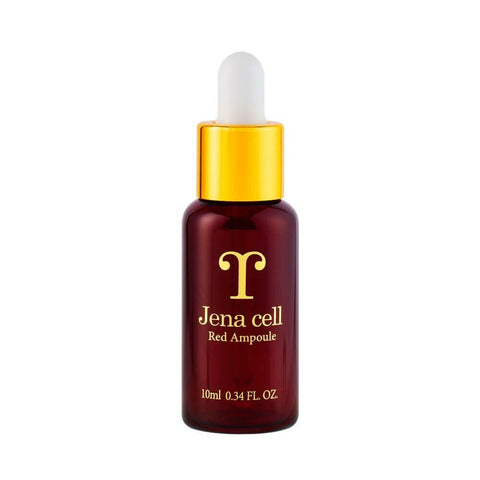 [Jena Cell] Red Ampoule 10ml / 0.34 fl.oz with Supercell K-beauty - BEST BEAUTIP