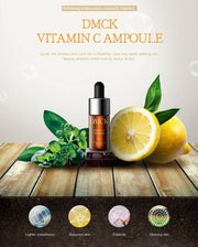 [DMCK] Vitamin C Ampoule 10mlx5pcs Balanced skin/Elasticity/Glowing skin K-beauty - BEST BEAUTIP