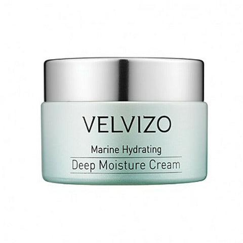 [VELVIZO] Marine Hydrating Deep Moisture Cream 50ml / 1.69oz K-beauty - BEST BEAUTIP