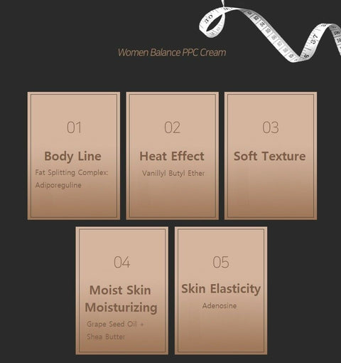 [DMCK] Women Balance PPC Cream 70ml / 2.36oz K-beauty Body Fit - BEST BEAUTIP