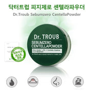 [Sidmool] Dr. Troub Sebum zero Centella Powder 5g / 0.17oz K-beauty Zinc Oxide - BEST BEAUTIP