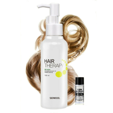 [Sidmool] Hair Therapy 150ml/5oz K-beauty Protection/Nutrition Hydrolyzed Silk 5% - BEST BEAUTIP
