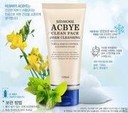 [Sidmool] ACBYE Clean Face Foam Cleansing 120ml / 4oz for Pore care k-beauty - BEST BEAUTIP