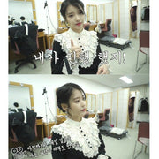 [JEALOUSY] Happy Bling Earring K-beauty IU Wearing of IU TV / SBS Drama - BEST BEAUTIP