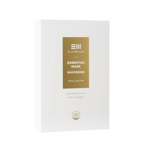 [EASTMONDE] Essential Mask Whitening 1set (10ea) K-beauty - BEST BEAUTIP