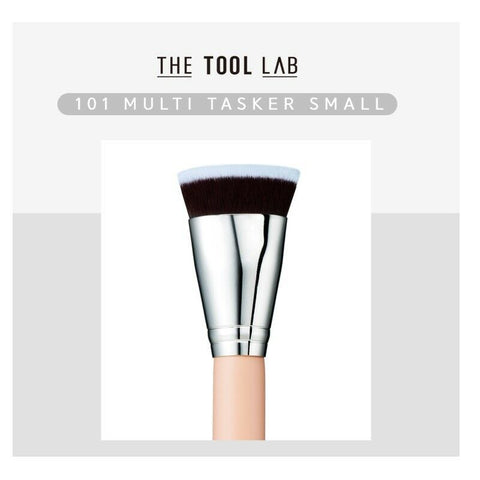 twinkidea - [THE TOOL LAB] 101S Multitasker Mini 1EA Foundation Brush Small - THE TOOL LAB - Brushes