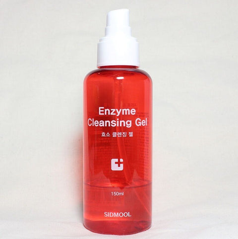 [Sidmool]  Enzyme Cleansing Gel 150ml/5oz K-beauty Mild plant extracts - BEST BEAUTIP