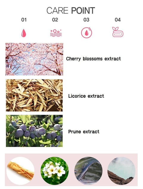 [CHINOSHIO] Chinoverite Essence Cherry Blossomes Extract 90ml / 3oz Japan beauty - BEST BEAUTIP