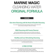 [VELVIZO] Marine Cleansing Water Original Formula 200ml / 6.76oz K-beauty - BEST BEAUTIP