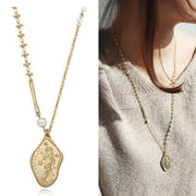 [RITA MONICA] Aphrodite Long Necklace RD15-JZYN1 with case K-beauty - BEST BEAUTIP