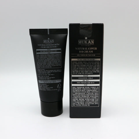 [MUKAN] Natural Cover BB Cream 50ml/1.7oz For Men K-beauty Men's Cosmetics - BEST BEAUTIP
