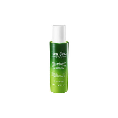[DERMA PHILIA] Green Derm Soothing Vital Essence 50ml / 1.69 fl.oz K-beauty - BEST BEAUTIP