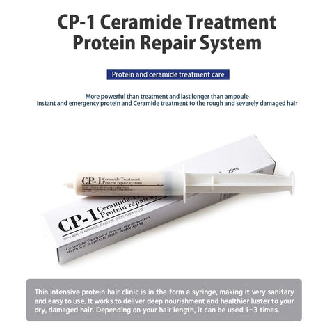 [Esthetic House] CP-1 Ceramide Hair Treatment Protein Repair system Set / K-beauty - BEST BEAUTIP
