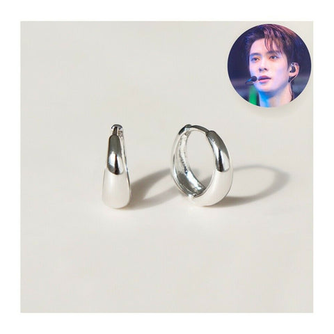 [RITA MONICA] Tiny Hoop Earrings 4 RTDM-EW004 K-beauty JAE HYUN of NCT wears - BEST BEAUTIP
