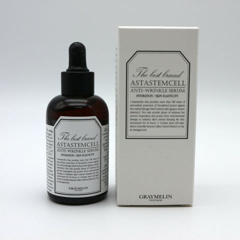[GRAYMELIN] Asta Steam Cell Serum 50ml / 1.69oz K-beauty Anti-wrinkle Serum - BEST BEAUTIP