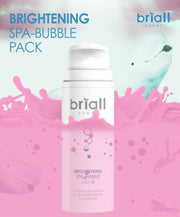 [Briall Homme] Brightening SPA-Bubble Pack 120ml / 4oz for Man's Skin K-Beauty - BEST BEAUTIP