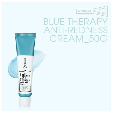 [Normal Nomore] Blue Therapy Anti-Redness Cream 50g/1.7oz K-beauty - BEST BEAUTIP