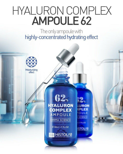 [Histolab] Hyaluron Complex Ampoule 62% 80ml / 2.7 fl.oz Skin Moisturizing K-beauty - BEST BEAUTIP