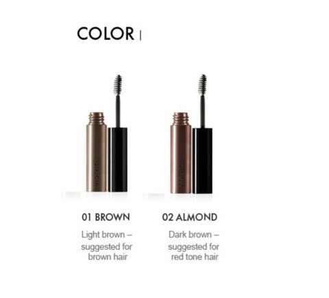 [VIDIVICI]  Perfect Eye Brow Color Coat Brown or Almond K-beauty - BEST BEAUTIP