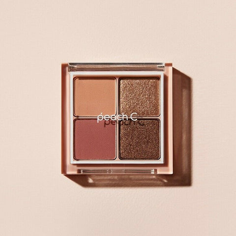[Peach C] Falling In Eyeshadow Palette 8g (3 colors) K-beauty - BEST BEAUTIP