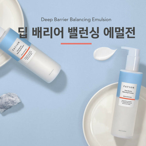 [FATION] Deep Barrier Balancing Emulsion 200ml / 6.76oz K-beauty - BEST BEAUTIP