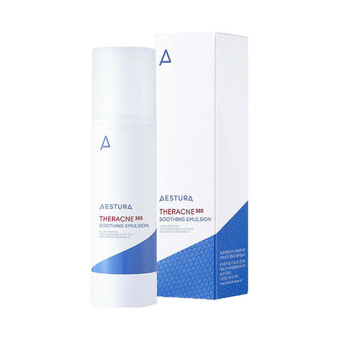 [AESTURA] Theracne 365 Soothing Emulsion 120ml / 4oz K-beauty for ACNE skin - BEST BEAUTIP