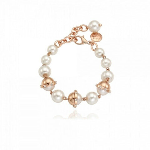 [RITA MONICA] Rose Gold Plated La Perla Bracelet RC2-JCRB1 with packing K-beauty - BEST BEAUTIP