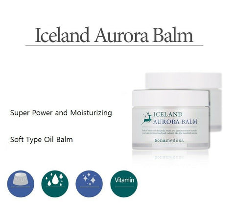 [bonamedusa] Iceland Aurora Balm 80ml / 2.7oz Super Power Moisturizing K-beauty - BEST BEAUTIP