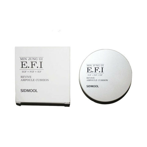 [Sidmool] Min Jung Gi EFI Revive Ampoule Cushion 13g EGF20%+FGF+IGF K-beauty - BEST BEAUTIP