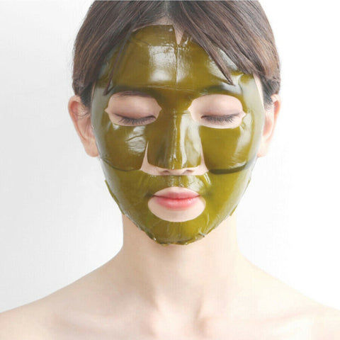 [CELLBN] Real Kelp Facial Mask 5ea K-beauty - BEST BEAUTIP