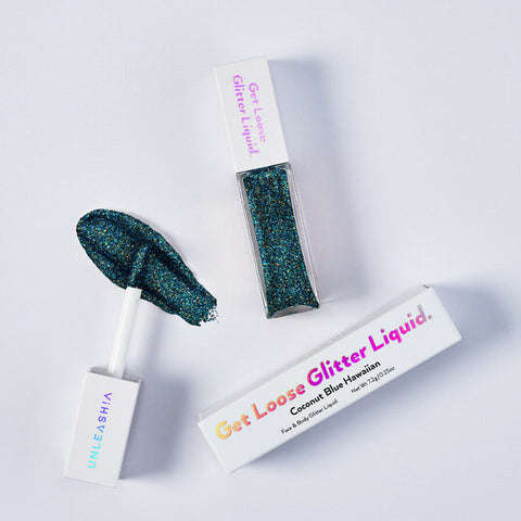 [UNLEASHIA] Get Loose Glitter Liquid 7.2g K-beauty 3 colors - BEST BEAUTIP