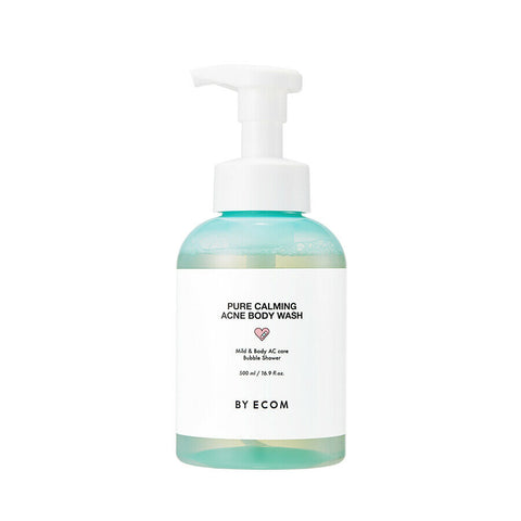 [BY ECOM] Pure Calming ACNE Body Wash 500ml / 16.9 fl.oz K-beauty - BEST BEAUTIP