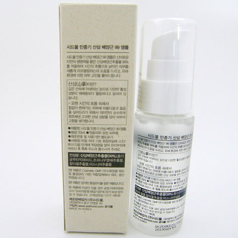 [Sidmool]  Min Jung Gi Wild Ginseng Root Culture Ampoule 33ml / 1.11oz K-beauty - BEST BEAUTIP