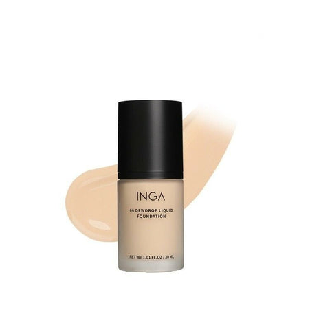 [INGA] 66 Dewdrop Liquid Foundation 30ml(1oz) K-beauty - BEST BEAUTIP
