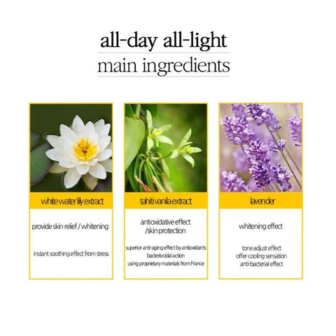 [SKIN1004] All day All Right Mild Sun Cream 50ml/1.69oz SPF50+/PA++++ K-beauty - BEST BEAUTIP
