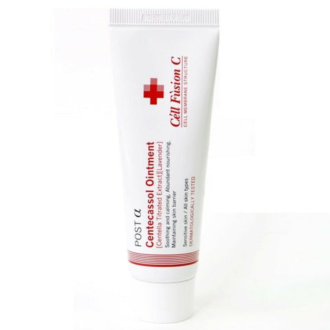 [Cell Fusion C] Centecassol Ointment 40g / 1.41oz K-beauty Centella Tritrated - BEST BEAUTIP