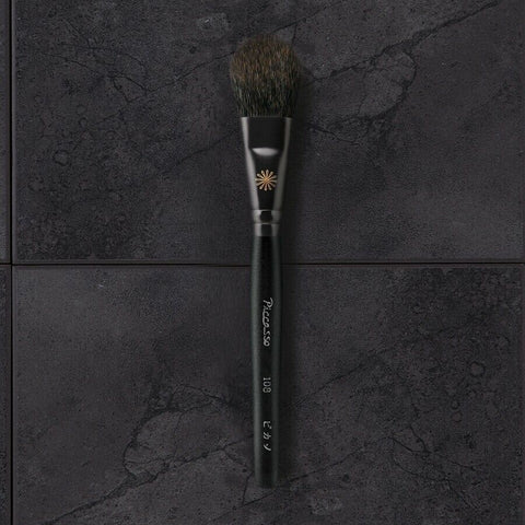 [PICCASSO Brush] New 108 Blusher K-beauty Flat and round - BEST BEAUTIP
