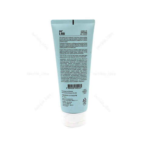 [DR+ LAB] Hydra-15 Soothing Gel Cream 200ml / 6.76oz K-beauty with Hyaluronic Acid - BEST BEAUTIP