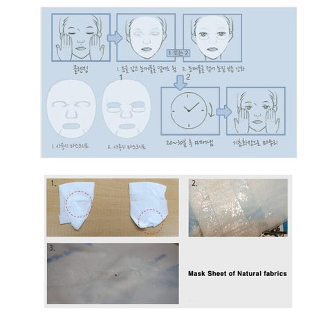 [Sidmool] Waterfull Pure Essence Mask Sheet Pack 22g x 30pcs k-beauty - BEST BEAUTIP