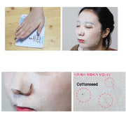 [Sidmool] Skin Barrier Ampoule Mask Sheet 25ml K-beauty Panthenol 10000ppm - BEST BEAUTIP
