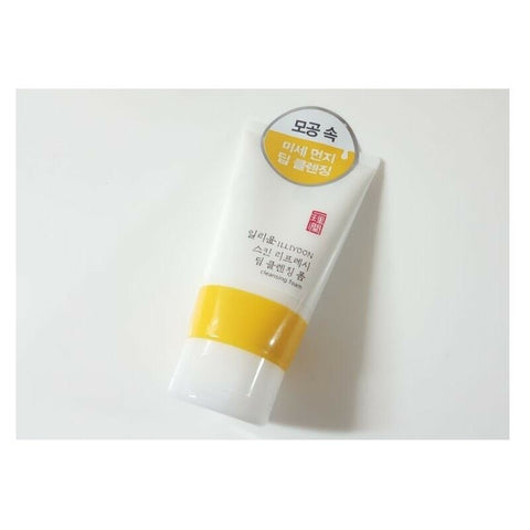 [ILLIYOON] Skin Refresh Deep Cleansing Foam 150ml(5oz) K-beauty Make-Up Cleanser - BEST BEAUTIP