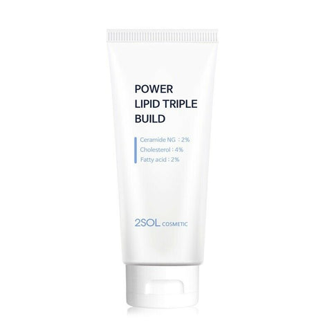 [2SOL] Power Lipid Triple Build 50ml/1.69oz K-beauty for skin barrier - BEST BEAUTIP