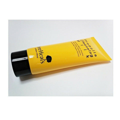 [PureHeals] Propolis Cleansing Milk 100ml(3.38oz) Make-up Cleanser K-beauty - BEST BEAUTIP
