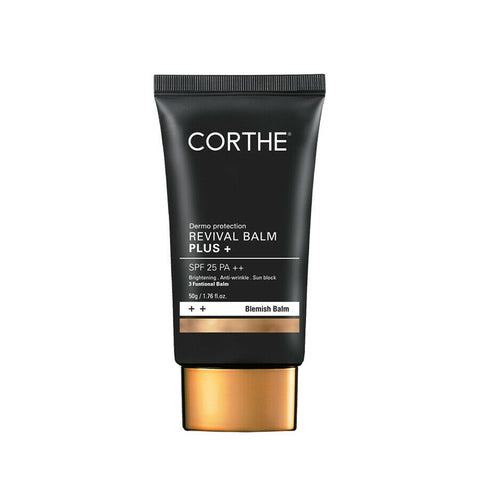 [DMS Dermoessential] Corthe Dermo Essentioal Revival Balm Plus 50g SPF25+ PA++ - BEST BEAUTIP