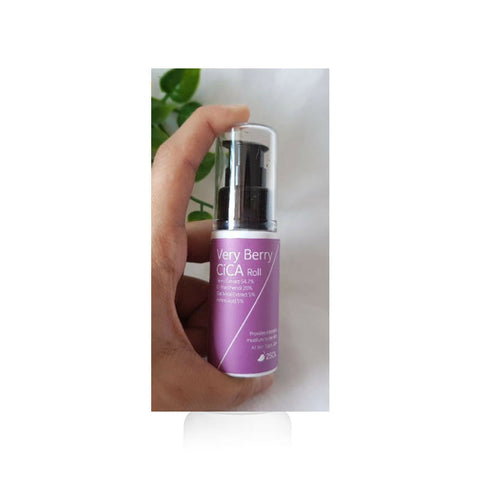 [2SOL] Very Berry CiCA Roll 30ml/1oz For intensive moisturizing K-beauty - BEST BEAUTIP
