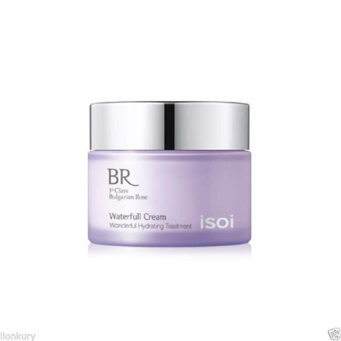 [isoi] Bulgarian Rose Water-full Cream 50ml / 1.7oz K-beauty All skin type - BEST BEAUTIP