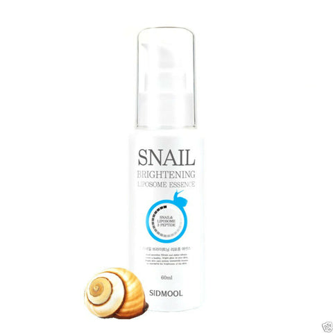 [Sidmool] Snail Brightening Liposome Essence 60ml / 2oz K-beauty - BEST BEAUTIP