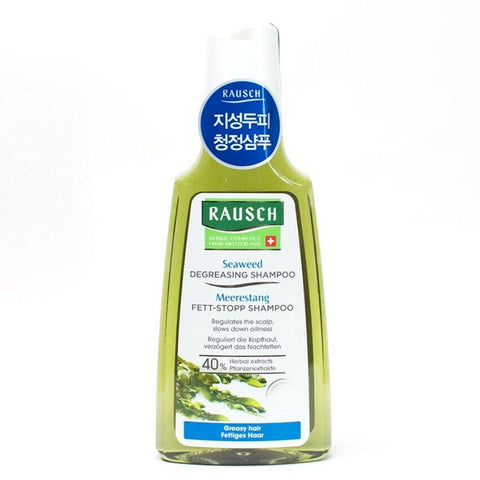 [RAUSCH] Seaweed Degreasing Shampoo 200ml / 6.76oz with Seaweed (Greasy hair) - BEST BEAUTIP