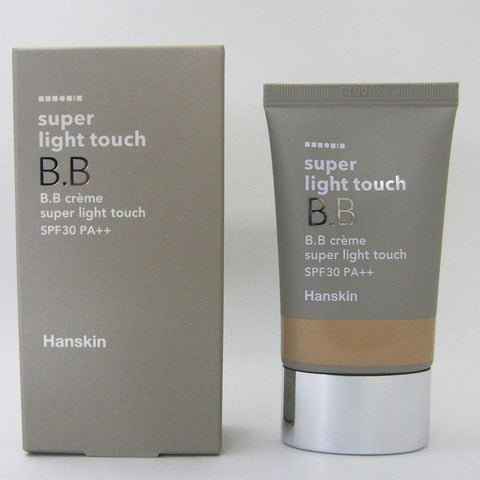 twinkidea - [Hanskin] Super Light Touch B.B Cream SPF30 PA++ 30g / 1.05oz K-beauty BB Cream - Hanskin - BB/CC Creams