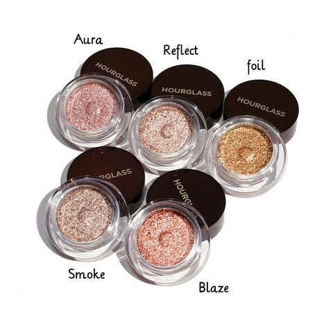 [HOURGLASS] Glitter Eyeshadow 5 colors (create high impact, sparkling eyes) - BEST BEAUTIP